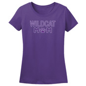 Wildcat MoM - L3930R Fruit of Loom Ladies' 5oz. 100% Heavy Cotton HD T-Shirt
