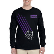 Scratches - 4930-X Fruit of the Loom 5oz. 100% Heavy Cotton HD™ Long-Sleeve T-Shirt