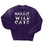 Wild Kitties - 562 Jerzees Adult 8oz. NuBlend® 50/50 Fleece Crew